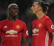 Trending: Ibrahimovic threat over Pogba, De Bruyne out for weeks