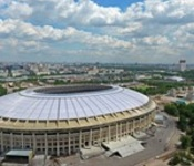 Main stadium of Russia 2018 receives 'green' certification