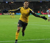 Alexis Sanchez, Cesc Fabregas lead Team of the Weekend with Diego Costa