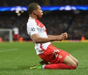 Man City ready bid for Mbappe - sources